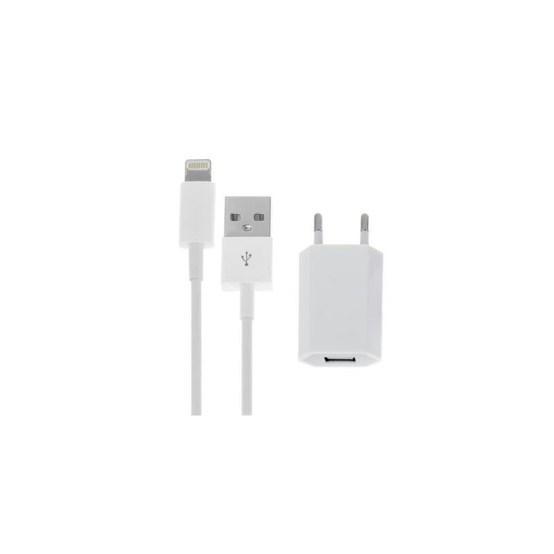 2v1 nabíjacia súprava pre zariadenia Apple – EÚ adaptér a Lightning kábel fe376aedca6