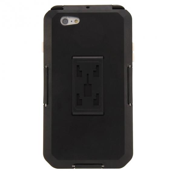 ... IPX8 vodovzdorné puzdro s držiakom na riadidlá pre iPhone 6S 6 – čierne.  Zobraziť všetky obrázky. Zľava -23% a48cc05ae56