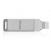 IDISKK prídavná flash pamäť Lightning / USB 2.0 pre iPhone/iPad/MacBook – 32 GB