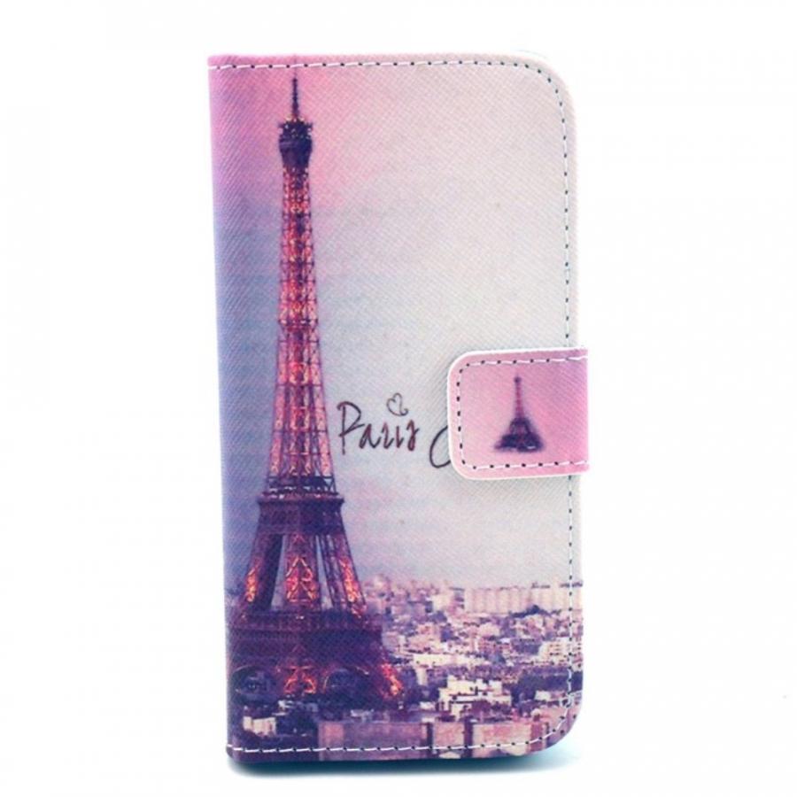 Peňaženkové puzdro so stojančekom a slotmi na karty pre Apple iPhone 5 5S SE  ... c7d5163903f