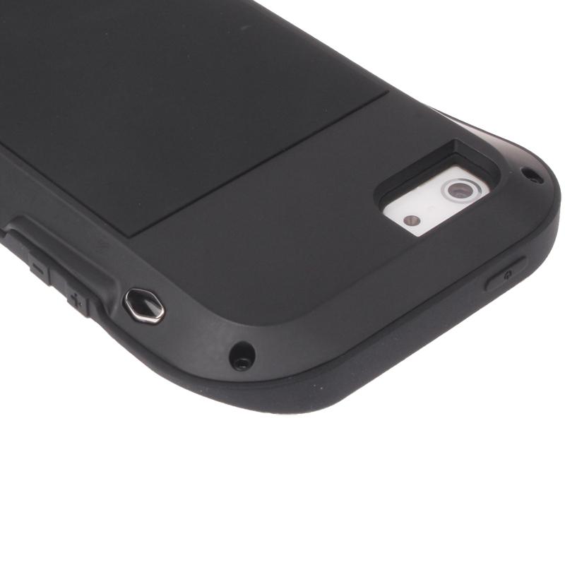 ... LOVE MEI tenké vodo- prachovzdorné puzdro s kovovým rámčekom pre Apple iPhone  5  ... 51c6625ce63