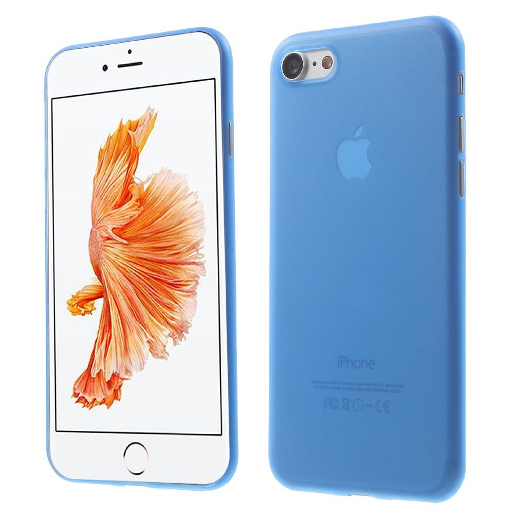 Ultratenký plastový kryt na Apple iPhone 8   7 - modrý c360005bb19