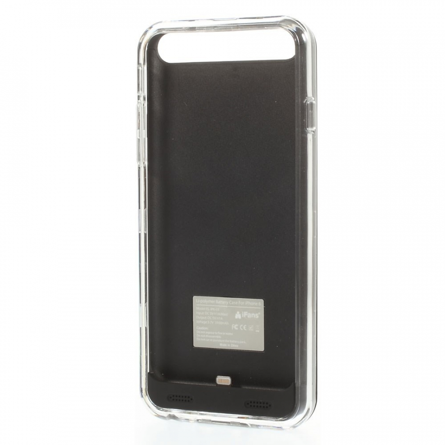 ... iFans certifikovaná MFi externá batéria power banka 3100 mAh s krytom  pre Apple iPhone 6 ... 362c9670f9e