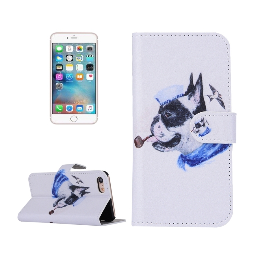 Otváracie   flip peňaženkové púzdro so stojanom a slotmi na karty pro Apple  iPhone 8 ... f9cf2e66c17