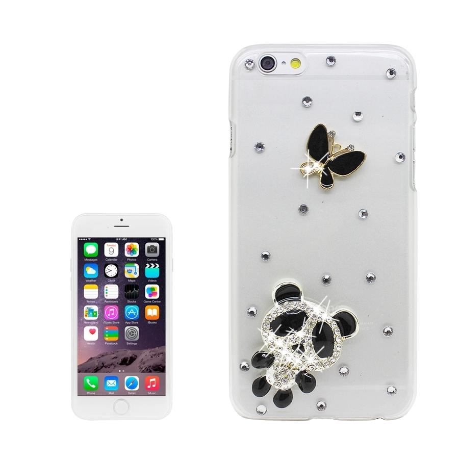 Luxusný kryt / obal s kamienkami v štýle diamantu pre Apple iPhone ...