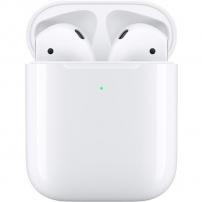 Originálne Apple AirPods (2019) bezdrôtové slúchadlá s bezdrôtovým puzdrom