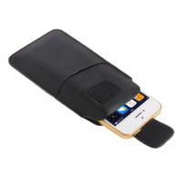 Puzdro s textúrou a pútkom pre Apple iPhone 5   5C   5S   SE – čierne 249a0291e6e